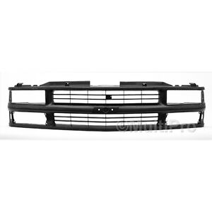 New Front Grille Fits 1995 2000 Chevrolet Tahoe 15981092