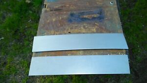 Chevrolet Gmc Pickup Trucks 1939 1940 1941 1945 1946 Outer Door Bottoms