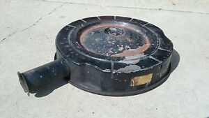 Dodge Chrysler Plymouth 383 Air Cleaner Assembly 1960s Mopar Carter 2bc 2bbl