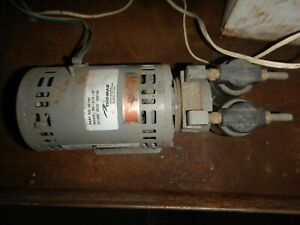 Thomas Vacuum Pump 1 10 Th Hp