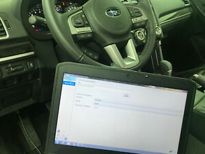 Subaru Select Monitor Ssm3 Ssm4 Diagnostic Laptop And J2534 Pro Tool