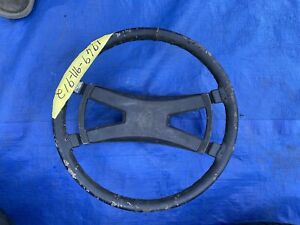 Vintage Porsche Steering Wheel 911 912 Germany