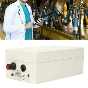 Electric 12v Pneumatic Pulsator For Cow Milker Milking Machine Dairy Farm Cattle