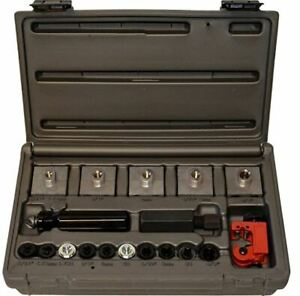 Cal Van Tools 165 Master Inline Flaring Kit Double And Single Flares Brake Tool