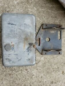 Vintage Maytag Twin Gas Tank Hanging Model S334 And Bracket Usa Free Shipping