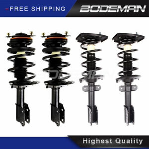 2x Front 2x Rear Struts And Coil Spring For 1997 2003 Century Regal Grand Prix