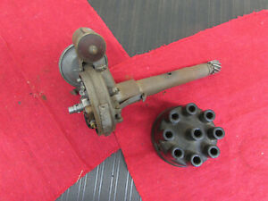 1949 1950 1951 1952 1953 Ford Flathead V8 Dual Point Distributor 8ba