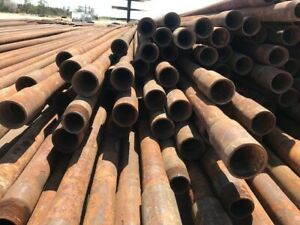 2 3 8 Inch Used Oilfield Pipe For Fencing Corals Gates