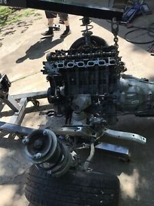 Automatic Transmission 6 Speed Rwd Fits 08 10 Bmw 528i With Long Block 3 0