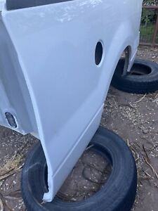 Ford F150 6 5 Pickup Box F 150 Short Bed White 04 08