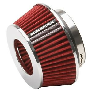 Edelbrock 43611 Pro flo Air Filter