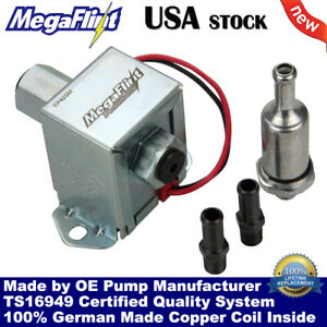 12v Universal Electric Fuel Pump 4 7psi Gas Diesel For Toyota Ford Honda Mazda