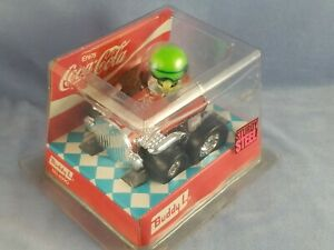 BUDDY L® Coca-Cola CAN RACER NO. 4990 in Sealed Original Box NFRB