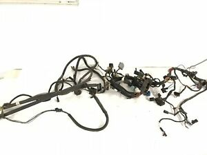 Jeep Wrangler Wiring Harness Interior Dash Body Wire Yj Mopar Oem 1992 1995