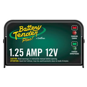 Battery Tender Plus 12v 1 25a Battery Charger