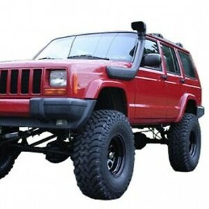 Jeep Cherokee Xj Custom Fit Canvas Seat Cover Complete Set Black Brand New