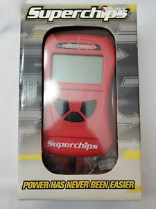 Superchips Flashpaq Tuner Unused 05 06 Dodge Diesel Cummims 5 9l 3805