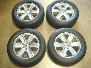 20 2015 20 Ford F 150 Wheels Rims Platinum Tires Expedition Oem Factory F150 B