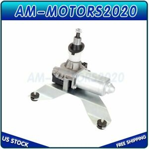 Windshield Wiper Motor For Chevrolet Gmc Cadillac 2003 04 05 2006