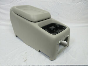 99 02 Chevy Silverado Center Console Tan Shale