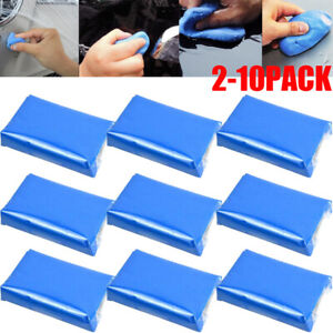 2 10x Magic Clay Bar Car Auto Cleaning Remove Marks Detailing Wash Cleaner Mud