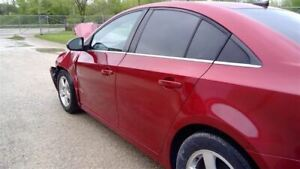 Left Rear Driver Side Door Red Vin P 4th Digit Limited Fits 13 16 Cruze 62453
