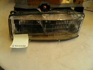 16505533 Headlight Assembly Lh 1990 96 Chevrolet Corsica Gm Nos Part