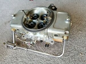 Demon Carburetor 5402010gc 750 Might Demon Mechanical Mopar 426 Hemi Holley