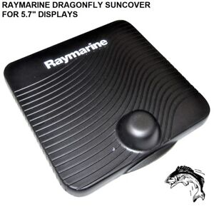 RAYMARINE DRAGONFLY SUNCOVER FOR 5.7quot; DISPLAYS Fishfinder GPS with Down Vision