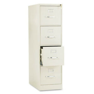 Hon File Cabinet 4 Draw Series Four drawer full suspension File Draw Pickup Only