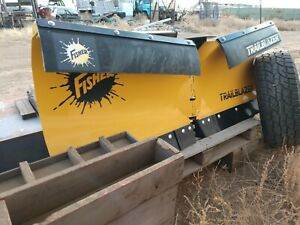 Fisher Trailblazer Utv V plow