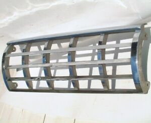 1946 48 Lincoln Lower Left Grill Front Chrome Oem 46 47 1947 1948 Eh 8205
