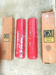 1959 1960 1961 Chevrolet Chevy Nos Valve Covers Small Block 283