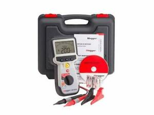 Megger Mit485 2 Insulation Tester With Bluetooth And Software