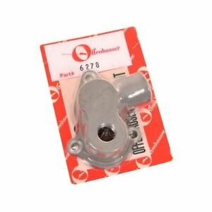 Offenhauser Thermostat Housing Ford V6 Offset Adapter Natural 6278
