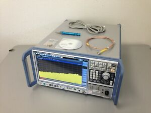 Rohde Schwarz Fsw85 Signal And Spectrum Analyzer 2 Hz 85 Ghz