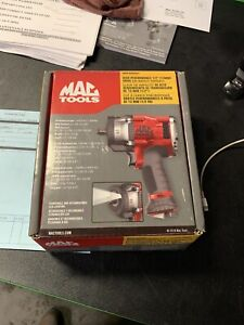 Mac Tools 1 2 Drive Mini Air Impact Wrench Gun Awp050m