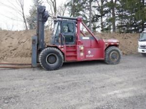 52 000 Lb Taylor Forklift For Sale