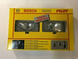 Bosch Pilot 150 Styling Driving Light Kit Clear No 26 291 Made In Sweden