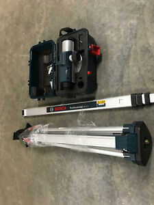 Bosch Automatic Gol26 Gr 8 C Bt 152 Optical Leveling System Complete System