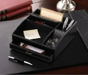 Desk Organizer With Drawer Letter Writing Stationary Cards And Envelopes Note