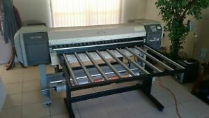 Hybrid Flatbed Printer 64 Mutoh Valuejet 1608 Hs With New Printhead