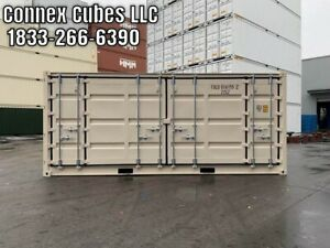 Brand New Shipping Containers 20 40 Open Side