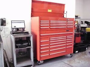 Nice Matco Tool Box Top Chest mb2020x Matco Roll Away Cabinet mb2010sx