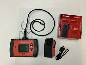 Snap On Tools Scope Bk5500 And Digital Video Recorder Bk5500 14