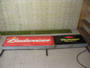10 Budweiser Bud Select Outdoor Sign