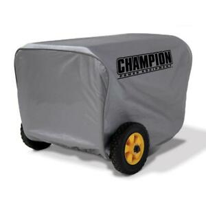Champion Power Equipment Generator Cover Medium Weather Proof Custom Made Vinyl
