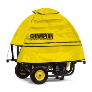Champion Power Equipment Portable Generator Cover Storm Shield Severe Weather