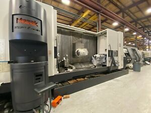 Mazak Integrex E650h 3000 Cnc Mill turn Horizontal Lathe 2003