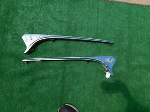 1954 Plymouth Belvedere Rear Fender Ornaments Both Sides 54